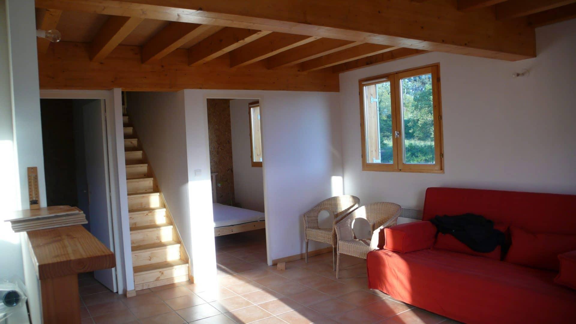 la maison de bea solari architecte. Black Bedroom Furniture Sets. Home Design Ideas